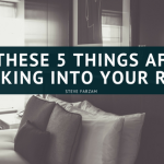 Do these 5 things after checking into your room - Steve Farzam