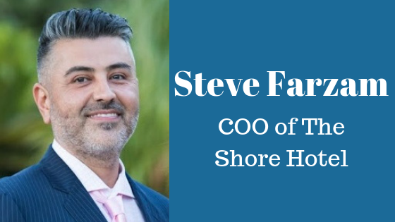 Steve Farzam Biography