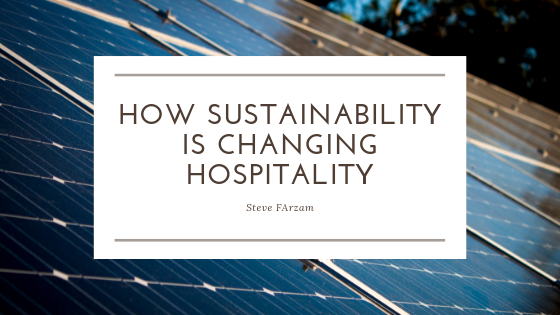 How Sustainability is Changing Hospitality