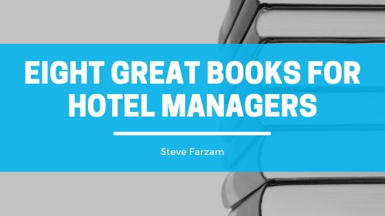 Eight Great Books For Hotel Managers