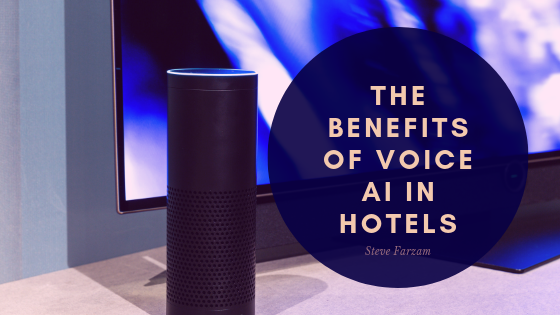 The Benefits of Voice AI in Hotels