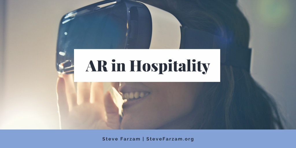 AR in Hospitality